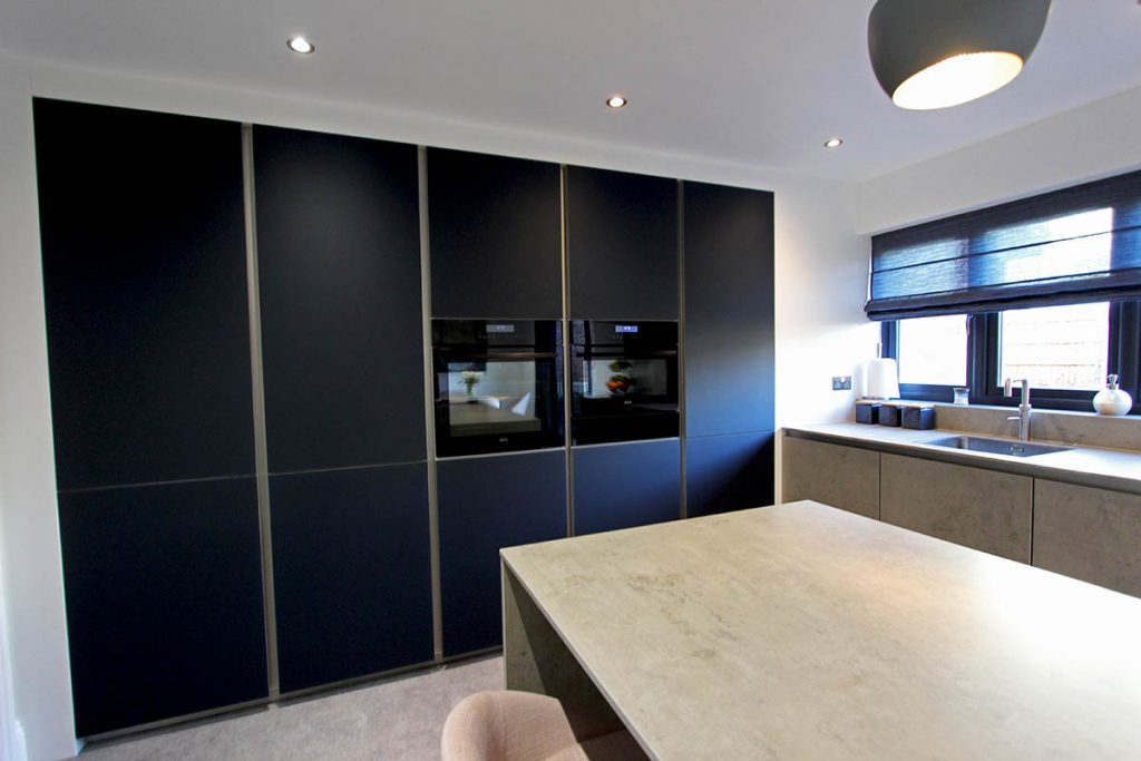 Next 125 Glassline Kitchen from Schuller